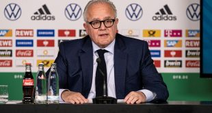 DFB-Präsident Fritz Keller will Vereinen helfen