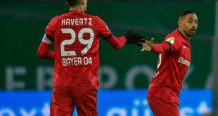 Leverkusen dreht das Spiel und gewinnt gegen Berlin 3:1