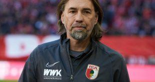 Martin Schmidt nach Negativserie in Augsburg entlassen