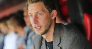 Stefan Kießling ist Referent der Bayer-Geschäftsführung