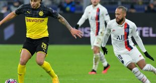 Das Spiel des BVB in Paris findet ohne Zuschauer statt