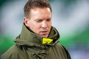 Nagelsmann stand zur Winterpause mit RB auf Platz eins