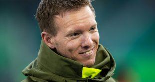 RB-Trainer Nagelsmann froh über Zuschauer bei UCL-Spiel