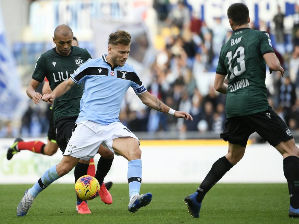 Italienische Fußball Liga