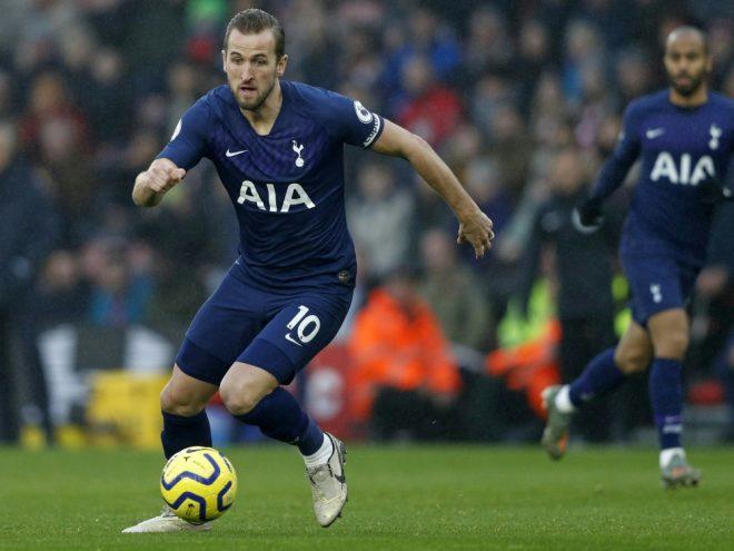 Harry Kane zieht Abbruch der Premier League in Betracht