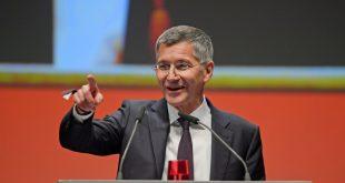"""Solidaraktion für Herbert Hainer """"selbstverständlich"""""""