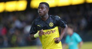 Der DFB will Youssoufa Moukoko behutsam aufbauen