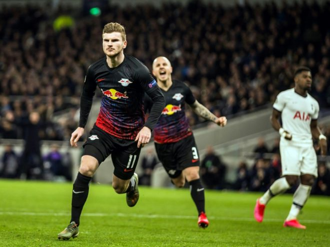 Leipzig Tottenham Geisterspiel