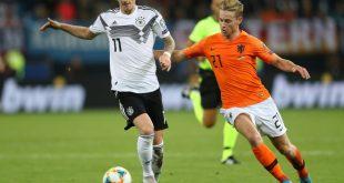 Das DFB-Team könnte auf die Niederlande treffen