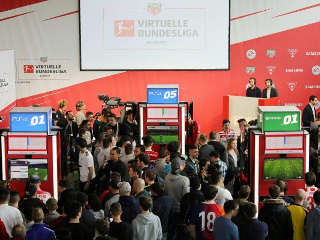 """Die DFL stellt """"Bundesliga Home Challenge"""" vor"""