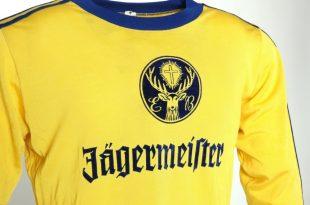 Das erste Bundesliga-Trikot mit Sponsor von 1973