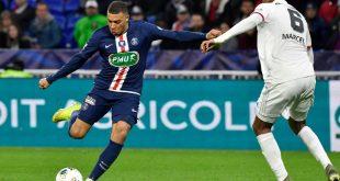 Champions League: Einsatz von Kylian Mbappe ungewiss