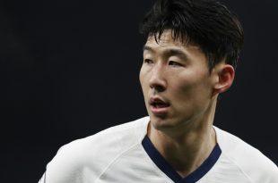 Heung-Min Son von Tottenham Hotspur
