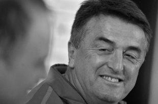 Der frühere Fußballtrainer Radomir Antic