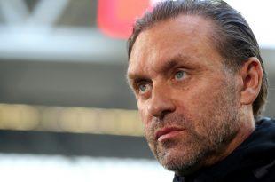 Thomas Doll war von 2004 bis 2007 Trainer der Rothosen