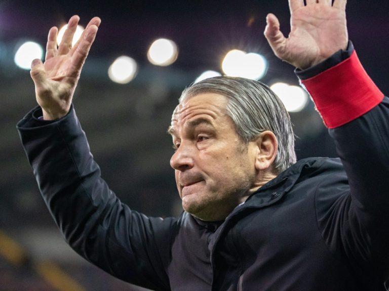 Belgien Trainer