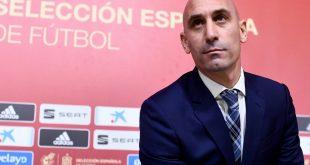 Rubiales, Präsident vom spanischen Fußball-Verband RFEF