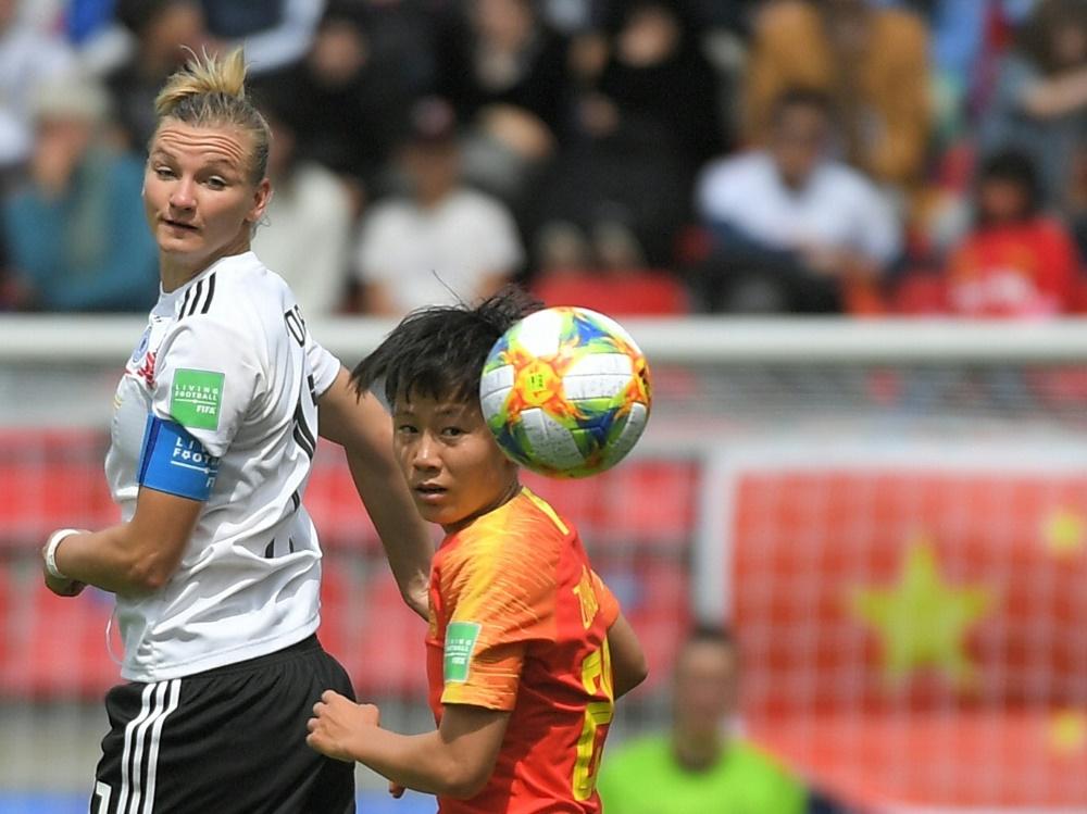 Popp schlägt gemeinsame Fußball-EM für Frauen und Männer