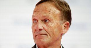 Borussia Dortmunds Geschäftsführer Watzke