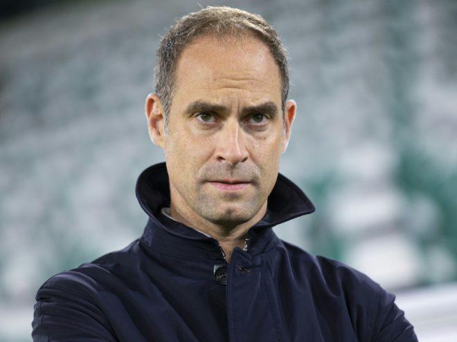 RB-Geschäftsführer Oliver Mintzlaff bleibt gelassen