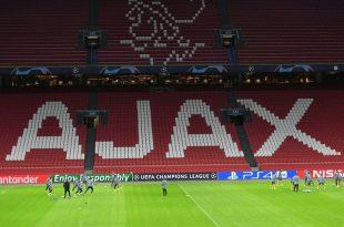 Bald wieder volle Ränge bei Topklubs wie Ajax Amsterdam?