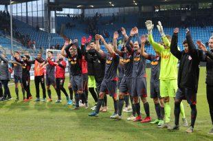 Jahn Regensburg hat die meisten Studenten im Team