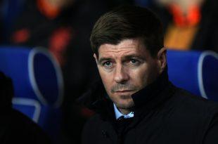Gerrard und die Rangers zeigen Größe