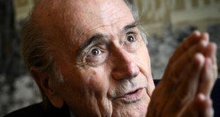 Sepp Blatter verbüßt seit 2015 eine Sechsjahressperre