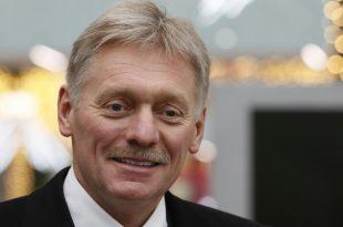 Kreml-Sprecher Peskow bestreitet Bestechungsvorwurf