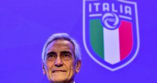 Verbandschef Gabriele Gravina spricht über den Neustart