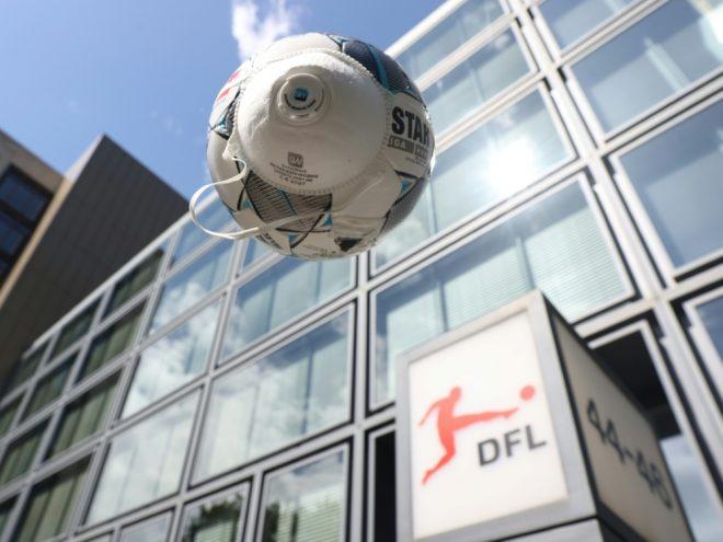 Die DFL ist für einen Saisonabbruch gewappnet