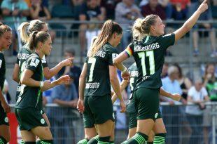 Doublesieger VfL Wolfsburg trifft beim Neustart auf Köln
