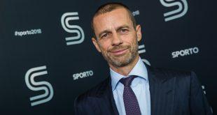 Aleksander Ceferin befürwortet Bundesliga-Restart