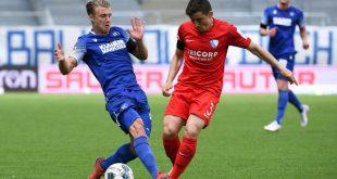 Karlsruhe kam gegen Bochum nicht über ein 0:0 hinaus