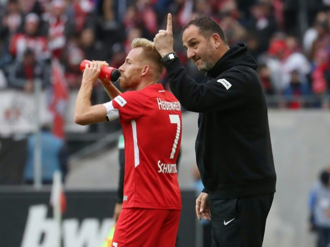 Heidenheim bleibt nach dem Sieg im Aufstiegsrennen