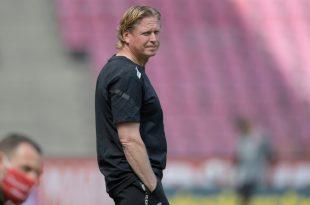 Markus Gisdol hofft auf baldige Czichos-Rückkehr