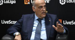 Javier Tebas lobt die Verantwortlichen der Bundesliga