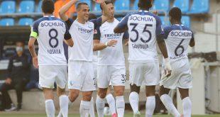 Der VfL Bochum schlägt Kiel mit 2:1
