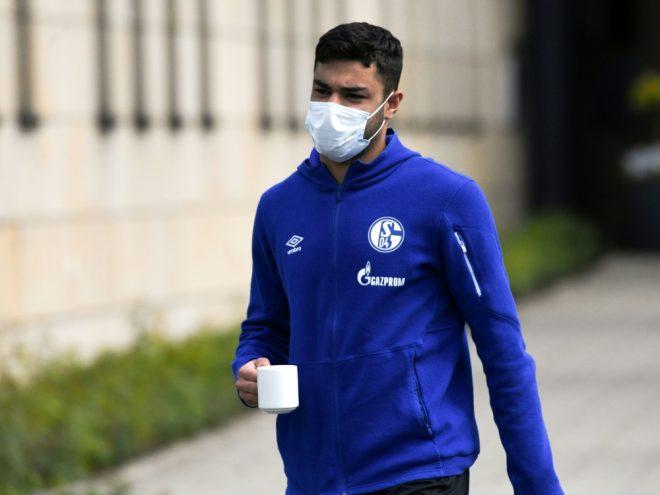 Ozan Kabak kann bei Schalke wohl wieder mitmischen