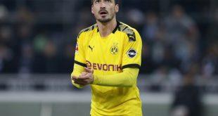 Mats Hummels steht den Dortmundern zur Verfügung