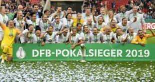 Titelverteidiger und Topfavorit: der VfL Wolfsburg