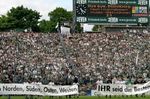 Das letzte Spiel am Bökelberg gewann Gladbach mit 3:1