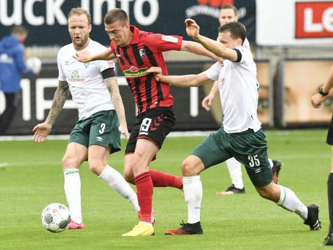 Bundesliga: Werder Bremen schlägt den SC Freiburg