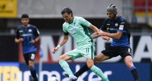 Paderborn und Hoffenheim trennen sich 1:1