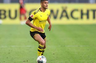 Mahmoud Dahoud fällt für den Rest der Saison aus