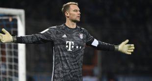 """Manuel Neuer träumt von zweitem """"Finale dahoam"""""""