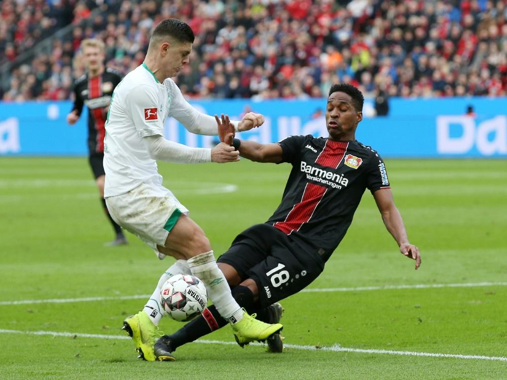 Wo Wird Bremen Gegen Leverkusen übertragen