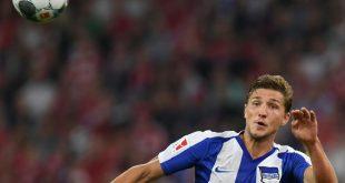 Nationalspieler Niklas Stark fehlt im Stadtderby