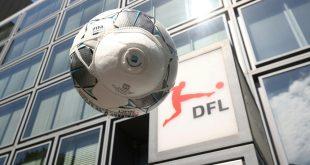 Bundesliga-Neustart: DFL zeigt sich erleichtert