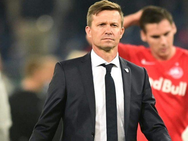Pokalsieg für RB Salzburg und Trainer Jesse Marsch